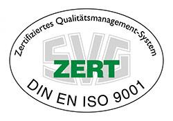 SVG Zert Logo